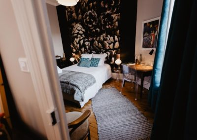 La chambre 8 de la Villa Prince d'Annam