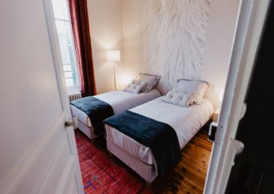 La chambre 15 de la Villa Prince d'Annam