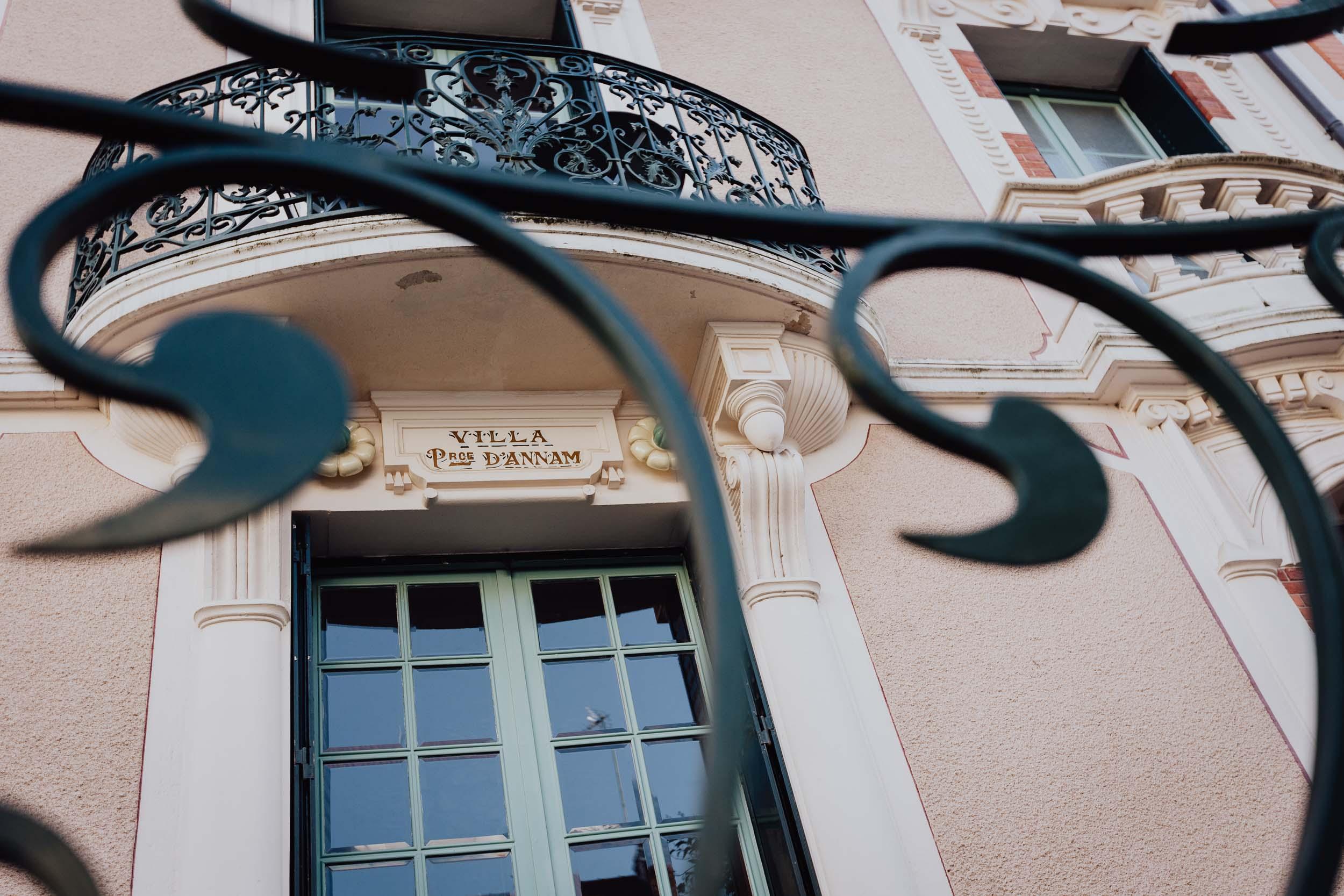 Le salon de la Villa Prince dAnnam - Chambre d'hôtes à Vichy