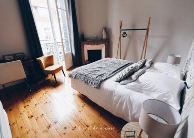 La chambre 24 de la Villa Prince d'Annam